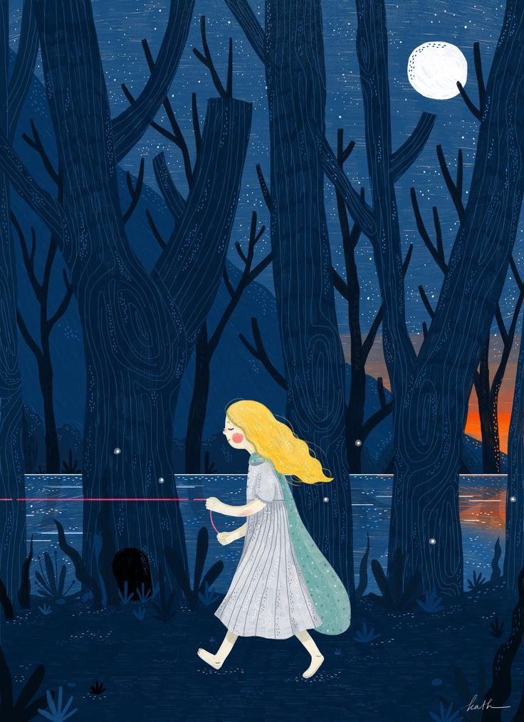 The Princess & The Goblin (2) by Kathrin Honesta