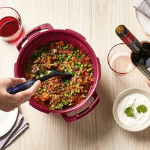 Tupperware - Eggplant Curry