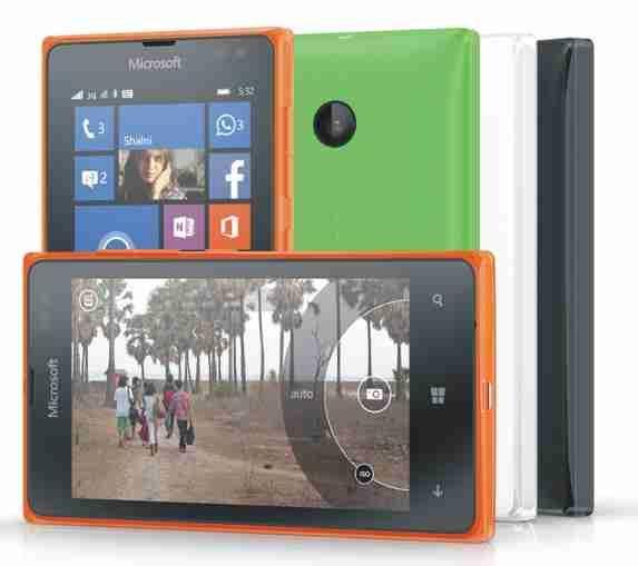 Review, Harga & Spesifikasi Microsoft Lumia 532