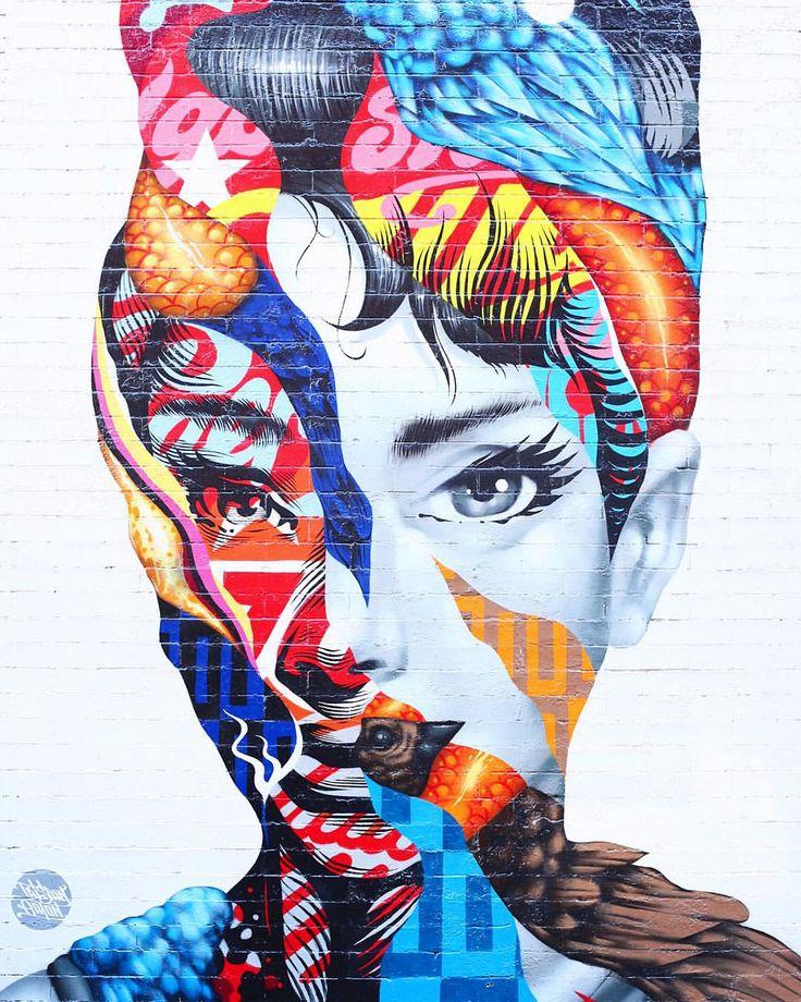 Pin på Design   Street Art