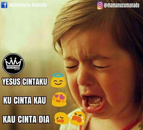 Happy Sunday ..  °  °  °  #MemeManado #MamanucuManado #ManadoSkali  #Admin_AldoAlcatraZ #AldoTalumingan