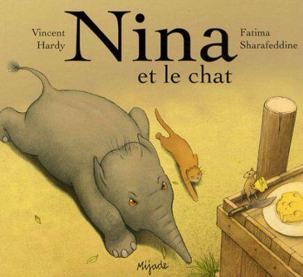 Nina et le chat Pour les petits