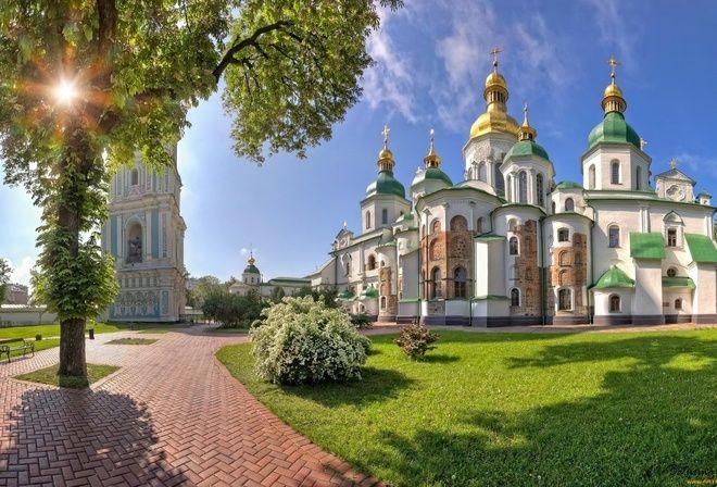 Собор Святой Софии, гор.Киев