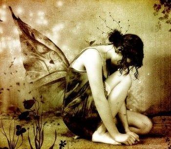 .: Books Covers, Dreams, Fantasy Art, Sad Angel, Sad Fairies, Wings Tattoo, Inspiration Art, Elves, Pixie