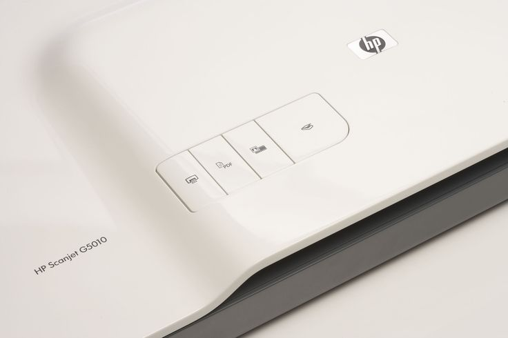 HP Photosmart Scanner and Design Language