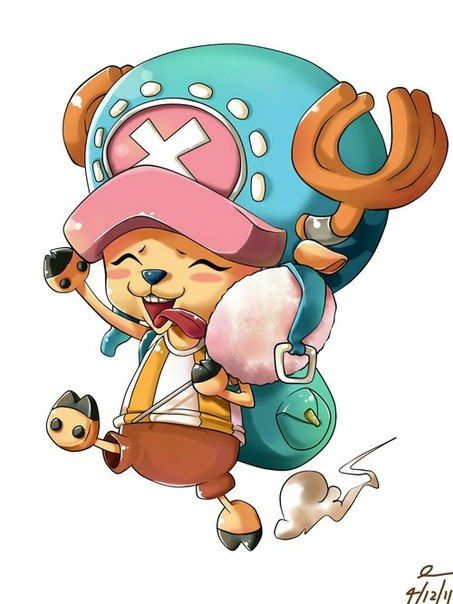 Gambar Chopper One Piece Lucu Gambar Lucu Status Wa Line
