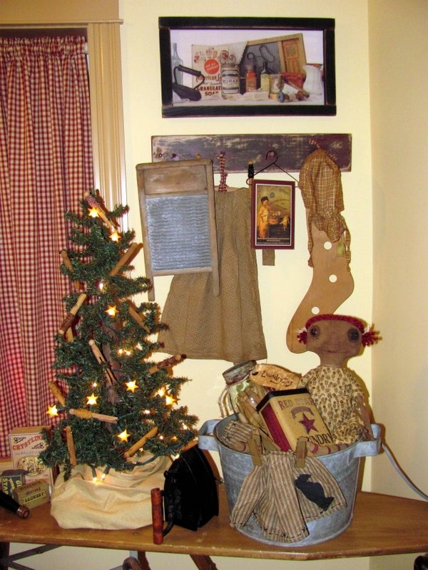 661 best Country Christmas!!!! images on Pinterest Merry christmas - country christmas decorations