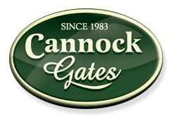Cannock Gates - Wooden Garden and Driveway Gate