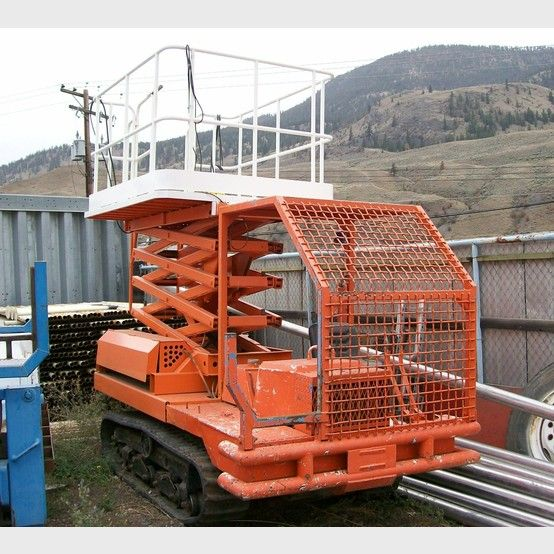 Kubota scissor lift supplier worldwide | Used Kubota 22 ft. Scissor Lift for sale - Savona Equipment