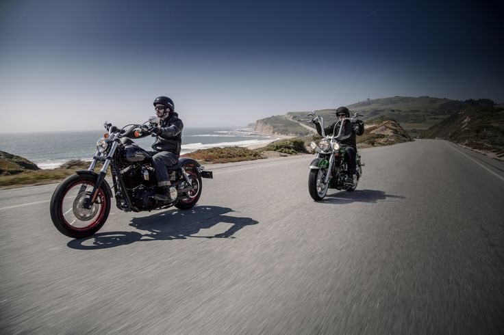 Get a taste for life on a H-D motorcycle at a Motorcycle Boot Camp or, if you're ready to roll, check out the H-D Riding Academy New Rider Course. You'll learn from the experts and go from four wheels to two in just a few days. | Harley-Davidson Dark Custom Learn to Ride