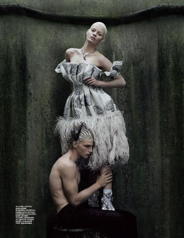 Interview Russia - Dark Fairy Tale