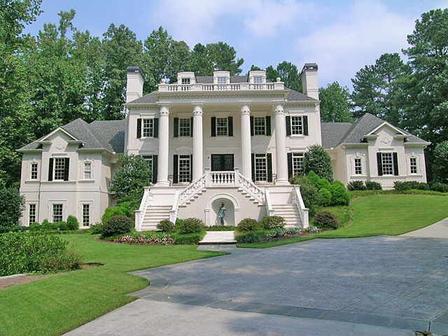 Mansions In Atlanta | ... Atlanta Mansion  to buy. Search all mls multi million dollar Homes in
