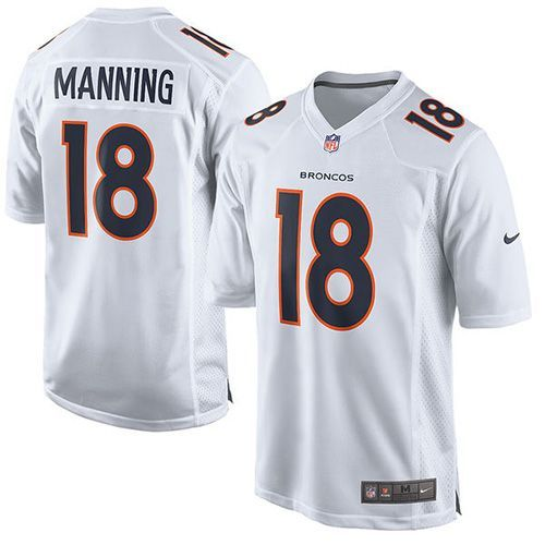 Jay Cutler jersey Nike Broncos #18 Peyton Manning White Men's Stitched NFL Game Event Jersey nfl jerseys best selling Von Miller jersey