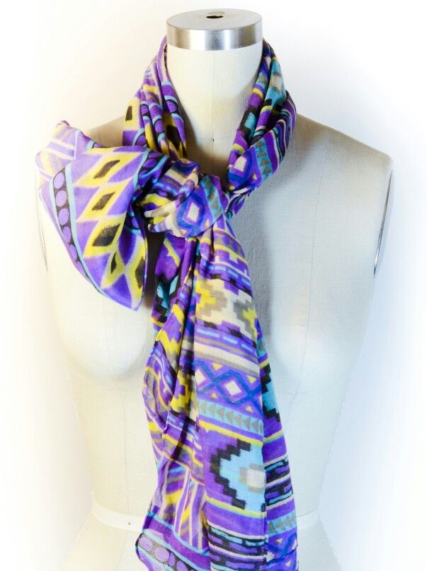 21 best scarves & drapes images on Pinterest | Tying a ...