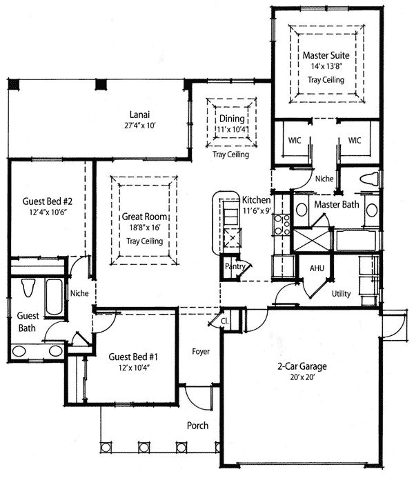 16 best images about narrow lot house plans on pinterest traditional home design and bedrooms - Narrow house plan paint ...