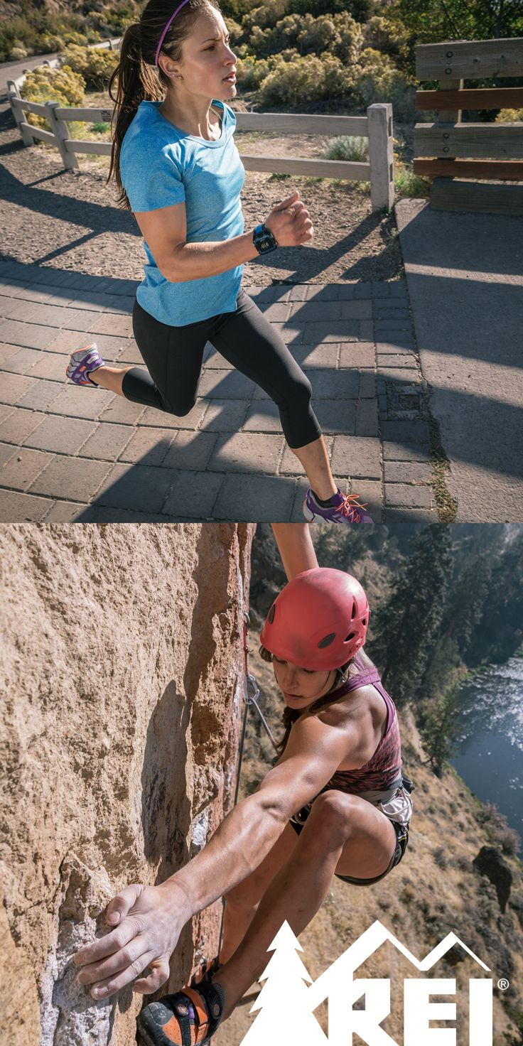 REI expert advice: Training Tips and Exercises for Rock Climbing and Bouldering.