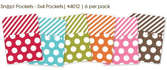 Snap Pockets