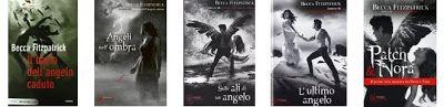 #14 La lettrice stanca: Hush hush saga (La saga degli angeli caduti)