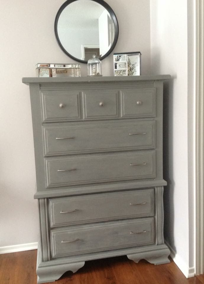 Dark Taupe Chalk Paint