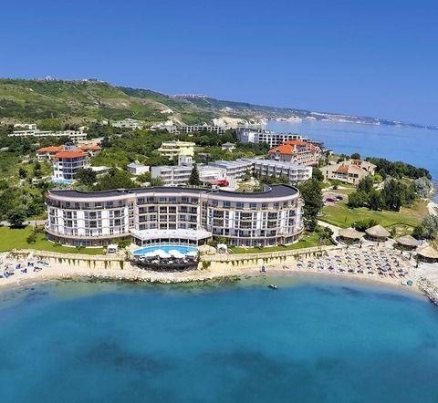 Hoteluri noi pe litoralul bulgaresc in 2018! Reduceri Early Booking pana la 20%