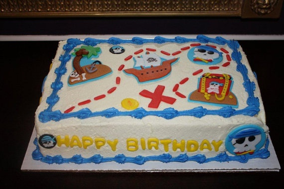 1000+ ideas about Treasure Map Cake on Pinterest Pirate ...