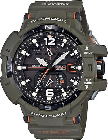 G-Shock GRAVITYMASTER Watch (Model No. GW-A1100KH-3A) #skycockpit #gshock