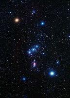 Ελληνική Μυθολογία: Οι αστερισμοί του Ωρίωνα, <br>των σκύλων του και του Σκορπιού | To χαμομηλάκι