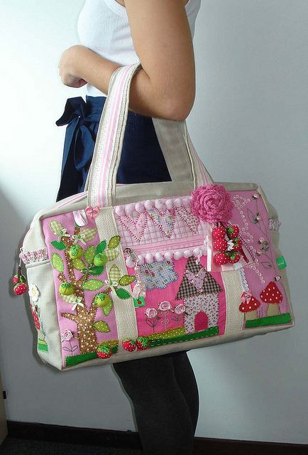 Baby bag star 01i - corpo2 by sweetblogchria, via Flickr
