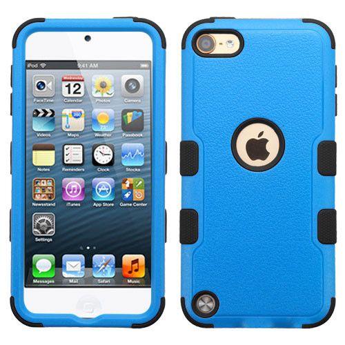 MYBAT TUFF II Apple iPod Touch 5th / 6th Gen Case - Blue/Black
