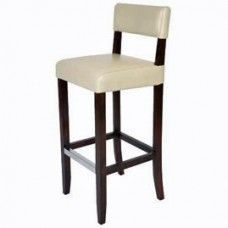 The Cardiff leather mercial bar stool is ideal for use in pubs bars bistros