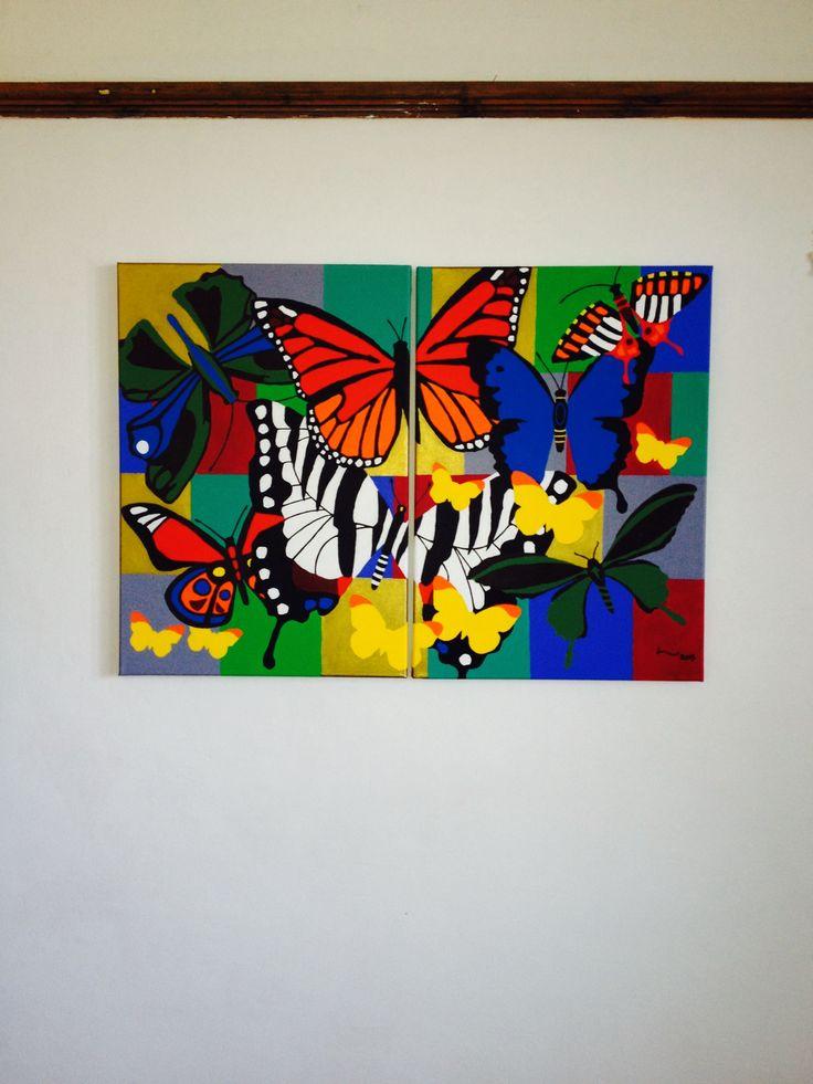 Lisa McGregor - Vera's Butterflies 2013