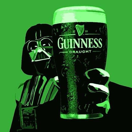 Everyone's Irish on March 17th!