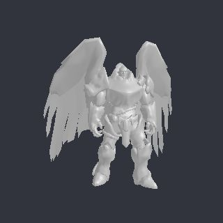 angel free 3D model Ac.FBX vertices - 4853 polygons - 8962 See it in 3D: https://www.yobi3d.com/v/Mxn16K7P2p/Ac.FBX