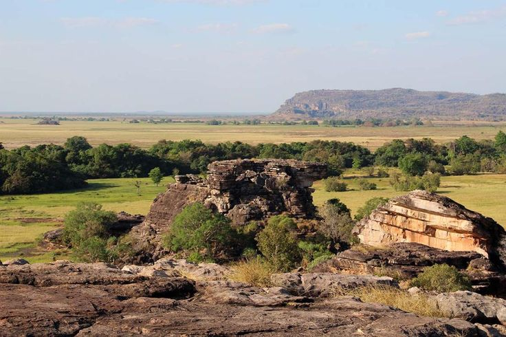 Peaceful & relaxing Ubirr (Kakadu) NT, a beautiful place.