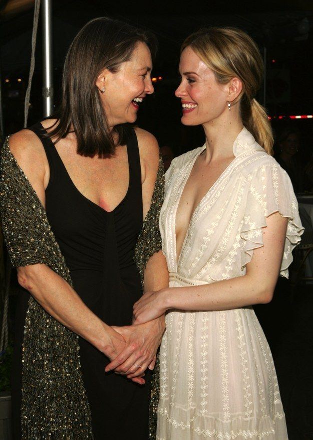 Who is sarah paulson dating in Perth