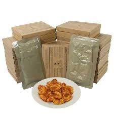 MRE Giant is really a one-stop store where you can locate MRE for sale including military mre meals from US major providers as XMRE. Civilian kind of MREs from not less popular trademark Eversafe MREs.Besides to our extended variety of self-stable food, we also supply superb homestyle Omeals meals for any outdoor adventures, produced by outdoor lovers and entrepreneurs with major industry understanding and experience.