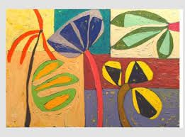 22 best Gillian Ayres images on Pinterest | Abstract art ...