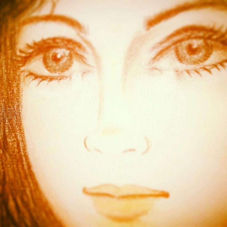 #Hüzünlü gözler-ŞüķranÇakır