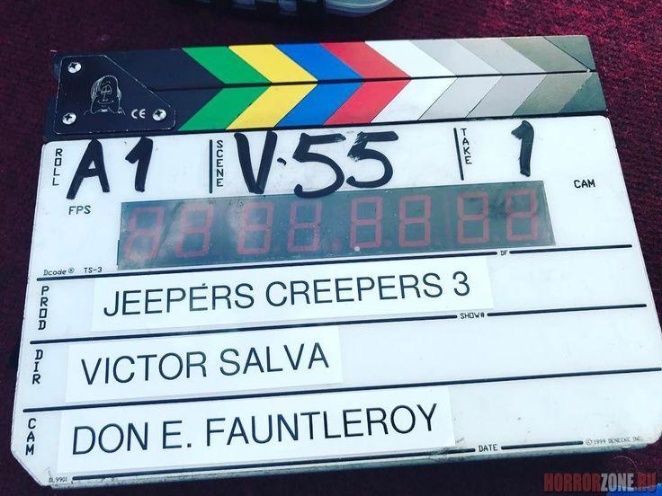 Джиперс Криперс 3: Фото и видео-доказательства того, что этот фильм правда снимают