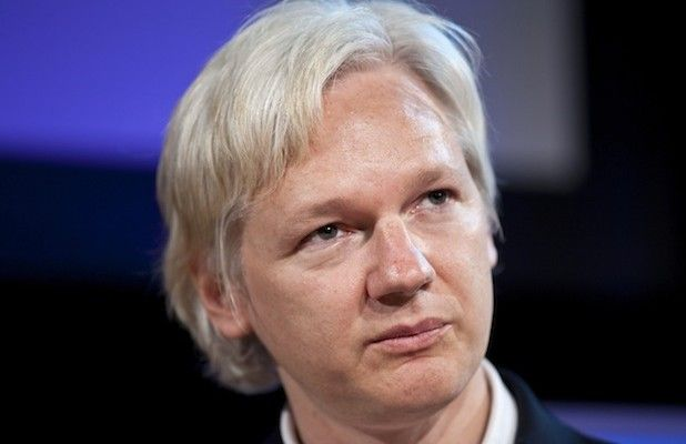 """Julian Assange to the Hollywood Foreign Press: """"The Fifth Estate' Is Going to Fail' (Exclusive)"""