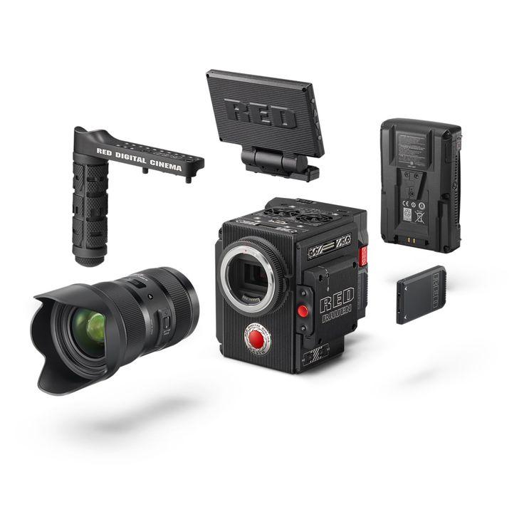 Accordo in esclusiva Apple e Red Digital Cinema: su Apple Store USA arriva Red Raven kit con cinecamera RED 4.5K, lenti Sigma, accessori e Final Cut Pro X
