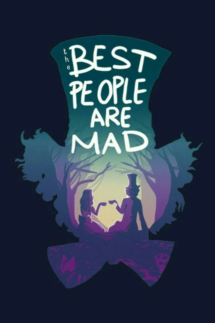 Alice and wonderland quotes image by Magnus Chase on