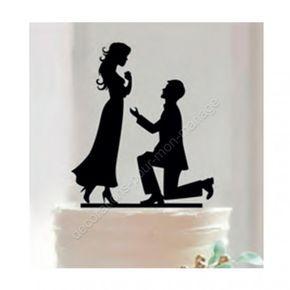 les 25 meilleures id es concernant figurine mariage sur pinterest figurines de g teau de. Black Bedroom Furniture Sets. Home Design Ideas