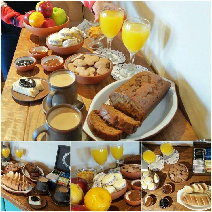Este es el desayuno que te preparamos para empezar el día en Tilcara!! #laposadita #10aniversario #hotelconencanto #desayunoentilcara #energiapura