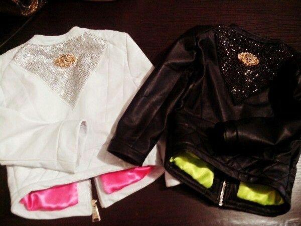 Укороченные куртки из натуральной кожи