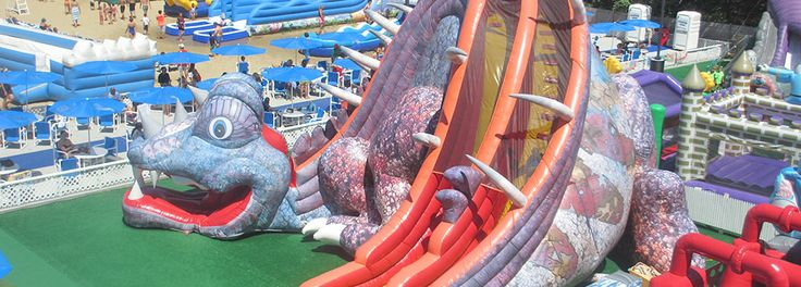 Cape Cod Inflatable Park   Cape Cod Family Resort