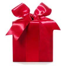Декоративные банты для подарков