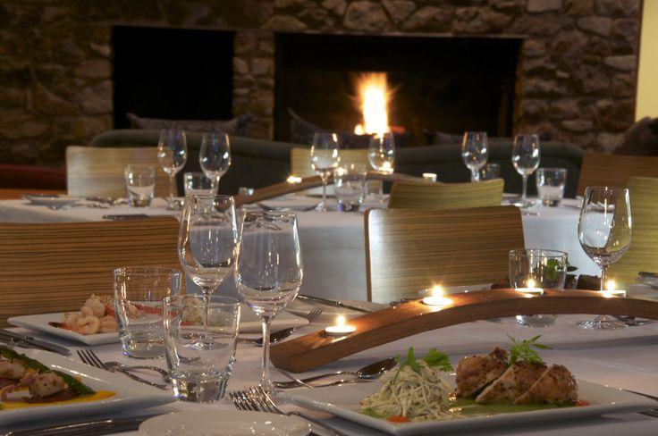 Romance is in the air! Toby's Restaurant, Wyndham Resort Dunsborough, Western Australia.
