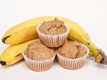 Banana Muffins - Orgran