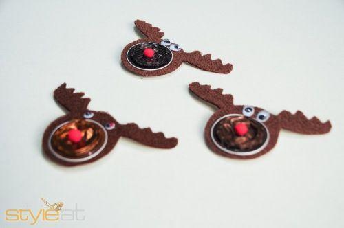 Mit Kaffeekapseln basteln - Halloween, Weihnachten Fotos | style.at
